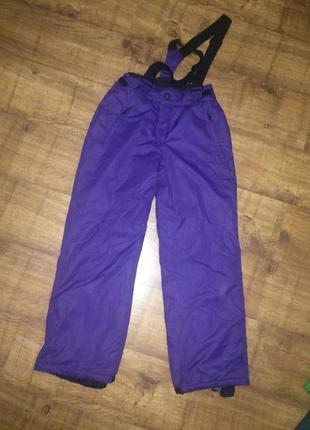 Лыжные брюки штаны