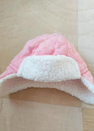 Новая брендовая шапка для девочки george