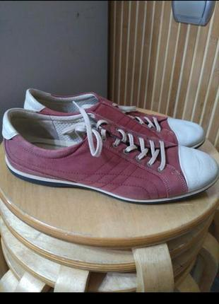 Ecco туфли кроссовки