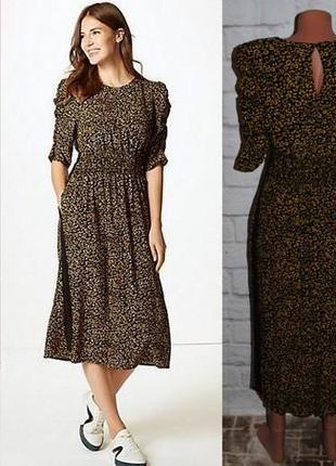 """Платье с боковыми карманами """"m&s collection"""""""