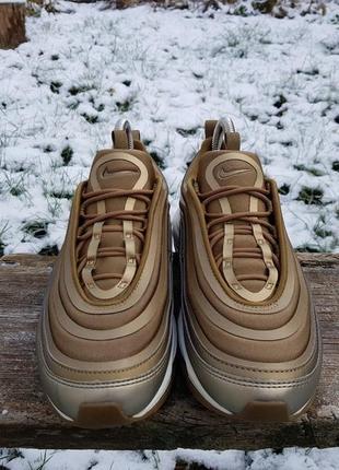 Кросівки nike air max 97 ultra 'metallic gold'