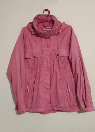 Ветровка, демисезонная куртка, большой размер.