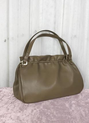 Винтажная сумка сумочка саквояж ретро винтаж