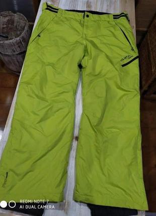 Супер классные теплые   зимние штаны для лыж,сноуборда,спорта 3xl-5xl