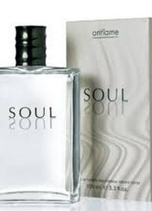 Мужская туалетная вода орифлейм soul (соул)