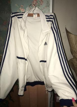 Ветровка спортивная куртка adidas