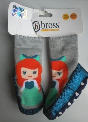 Носки чешки носочки тапочки