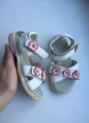 Дитячі босоніжки/ босоножки на девочку, туфли