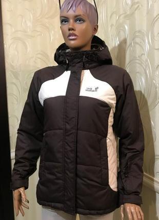 Лыжная куртка, jack wolfskin/stormlock, размер eur-m
