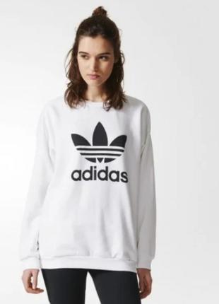Adidas original свитшот