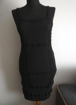 Короткое платье из натурального шелка designers remix collection