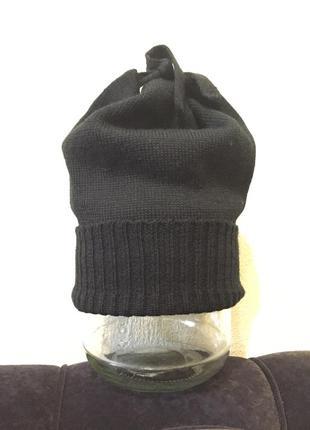 Оригинальная шапочка 50% шерсти