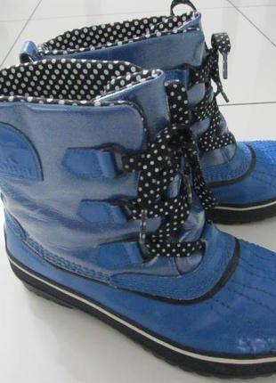 Sorel (канада, оригинал). крутые сапоги, ботинки,полуботинки.