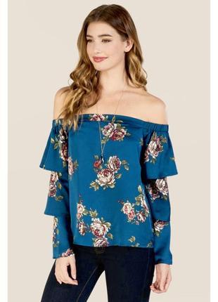 Блузка на плечи francesca's