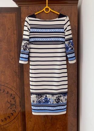Брендовое платье плаття comma