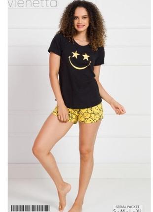 Пижама шорты