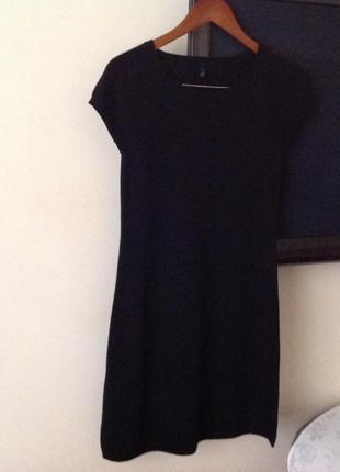 Плаття бренду benetton merino wool extra fine italian yarn оригінал шерсть