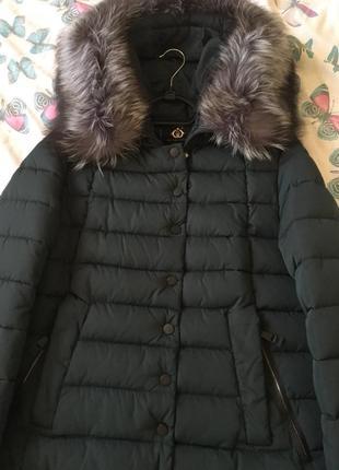 Зимние пальто р.48-50
