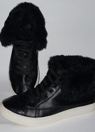 Классные кеды / спортивные ботинки h&m.осень-зима.