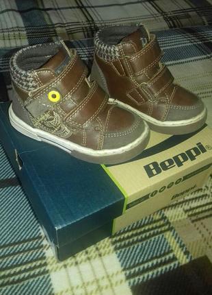 Детские ботинки beppi