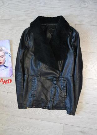 Шикарная куртка дубленка