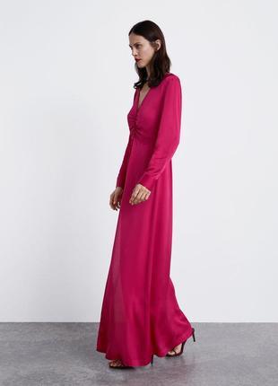 Праздничное платье zara