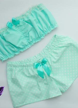 Пижама , одежда для сна и дома