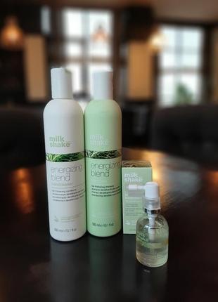 Комплекс для тонких и ломких волос milk shake energizing blend