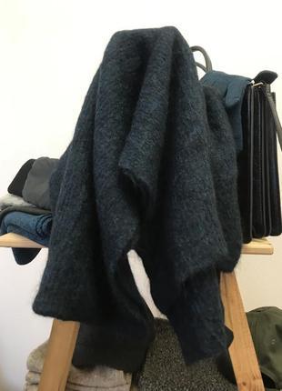 Мохеровый шарф cos