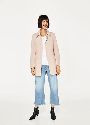 Стильный пиджак жакет кардиган zara