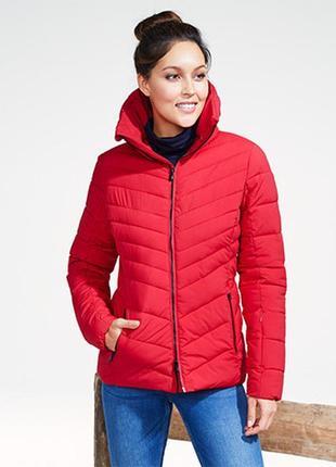 Зимняя стеганная курточка германия