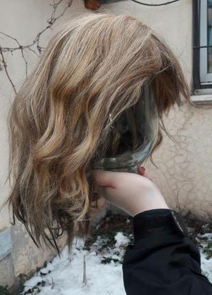 Шикарный новый парик из термоволокна