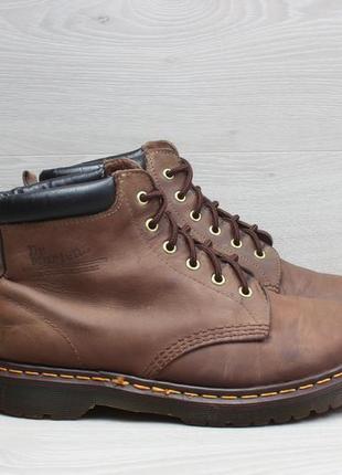 Кожаные мужские ботинки dr. martens england оригинал, размер 42