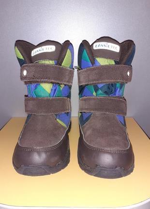 Ботинки зимние lassie tec