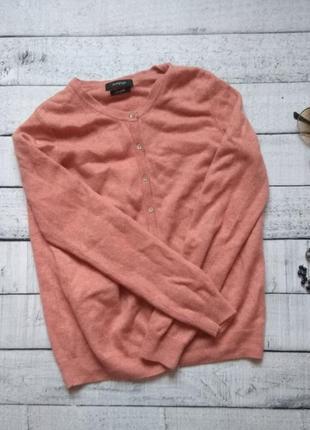 Кошемировый мягусенький  брендовый свитерок