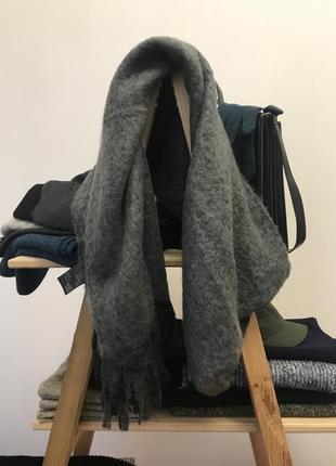 Акриловый шарф h&m