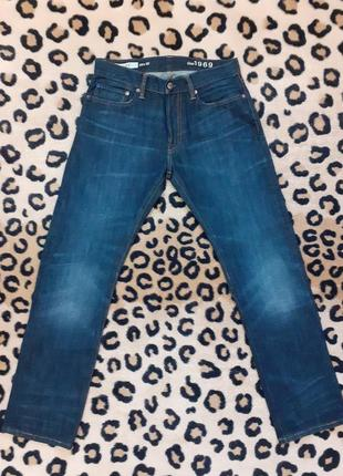 Мужские джинсы  gар оригинал. размер 29× 30.