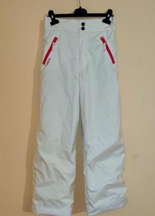 Горнолыжные штаны на девочку подростка фирмы wedze