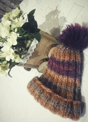 Стильна шапка