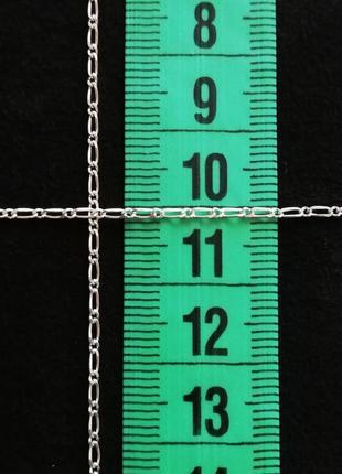 "Серебряная цепочка 45 см # серебро 925"" лот 178 sale"