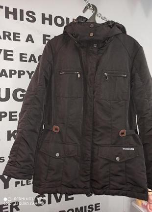 Куртка geox демісезонна на теплу зиму 12