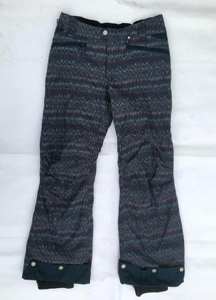 Лыжные штаны, для сноуборда columbia omni-tech