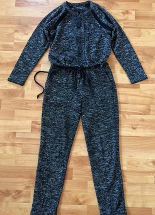 Patrizia pepe,италия,костюм, шерсть натур, кофта, брюки, куртка