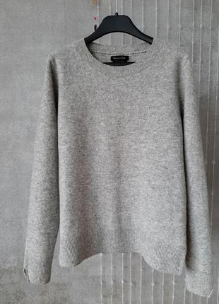 Кашемировый пуловер massimo dutty