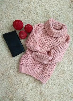 Дуже класний теплий свитерок