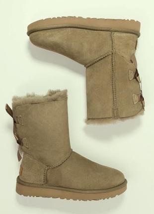 Нові зимові жіночі ugg bailey bow ii по суперціні! оригінал.