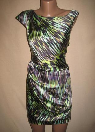 Шелковое платье karen millen р-р 6