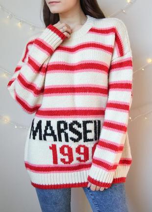 Шикарный свитер оверсайз от new look