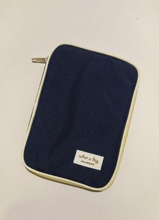Классный новый кошелек клатч - органайзер для документов / для паспорта