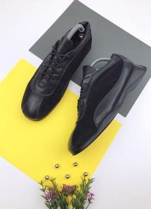 Замшевые туфли tommy hilfiger